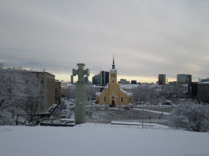 Harju Hill, Tallinn, Estonia