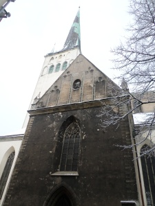 St. Olaf's Church, Tallinn, Estonia