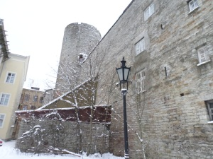 Pilsticker Tower and Courtyard