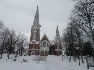 Joensuu Lutheran Church