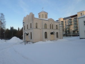 Orthodox Seminary, Joensuu