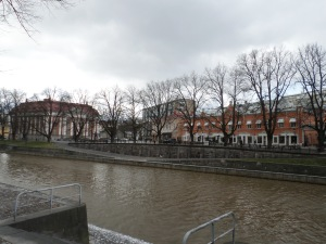 River Aura, Turku