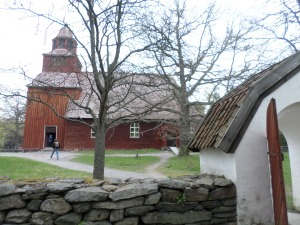Church at Skansen