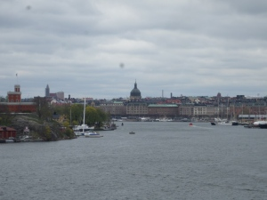 Farewell Stockholm